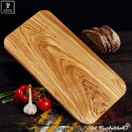 Big solid cutting board rectangular, out of one piece