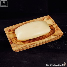 Soap dish olive wood soap dish wood tray bowl + nature - soap