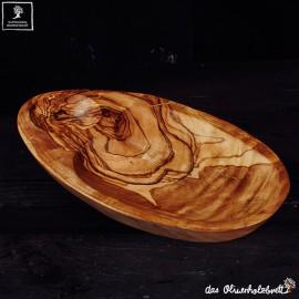 Little wooden bowl + picker for olives