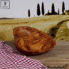 Little Bowl - heart shaped olive wood