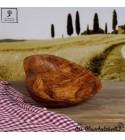 Little Bowl - heart shaped olive wood