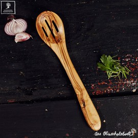 wooden spoon, olivewood
